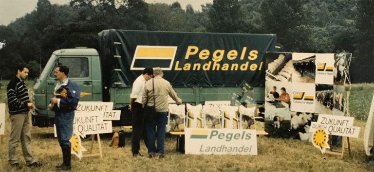 Pegels Gruppe - Historie 1995