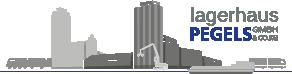 Pegels-Lagerhaus-Logo