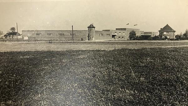 Wiederaufbau 1935